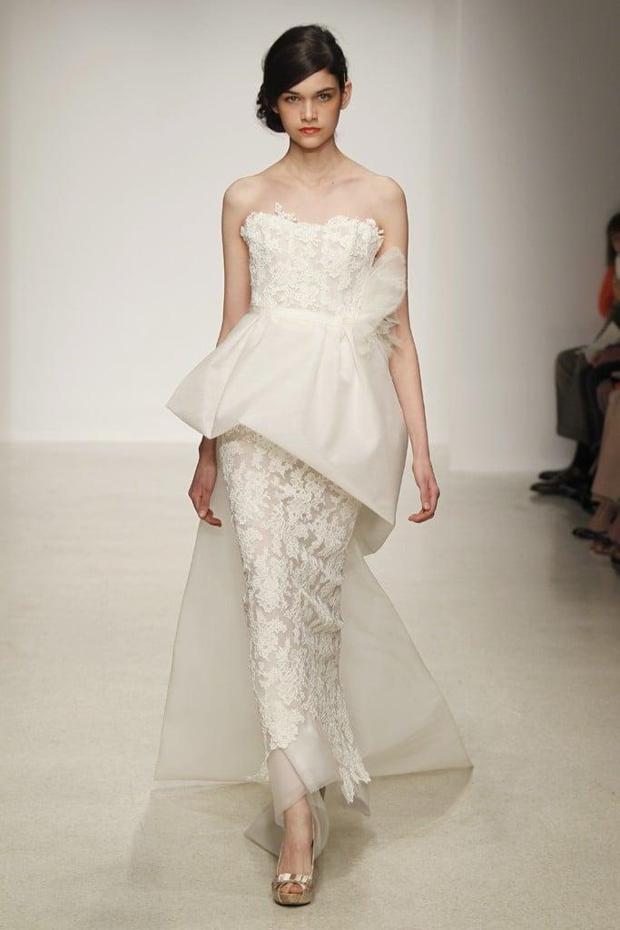 Amsale Bridal Spring 2013 | Wedding Dresses From Bridal Fashion Week ...