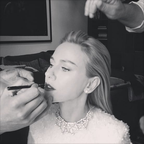 See How the Stars Got Oscars Ready Via Instagram