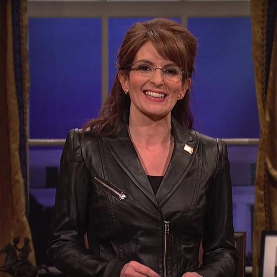 Tina Fey's Sarah Palin SNL Sketch 2018