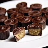 Vegan Chocolate Sunbutter Cups