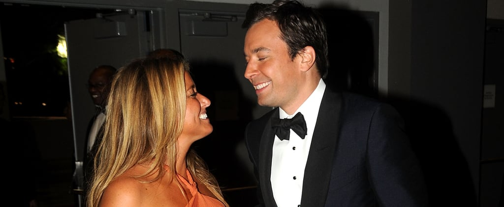Jimmy Fallon and His Wife, Nancy Juvonen, Cute Pictures