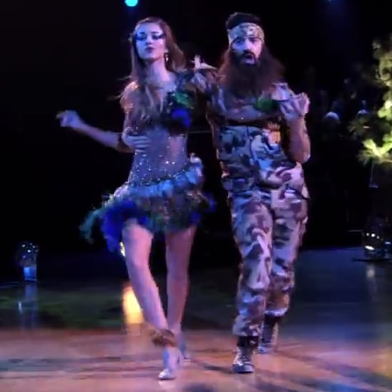 Sadie's Duck Dynasty Tribute Routine on DWTS | Video