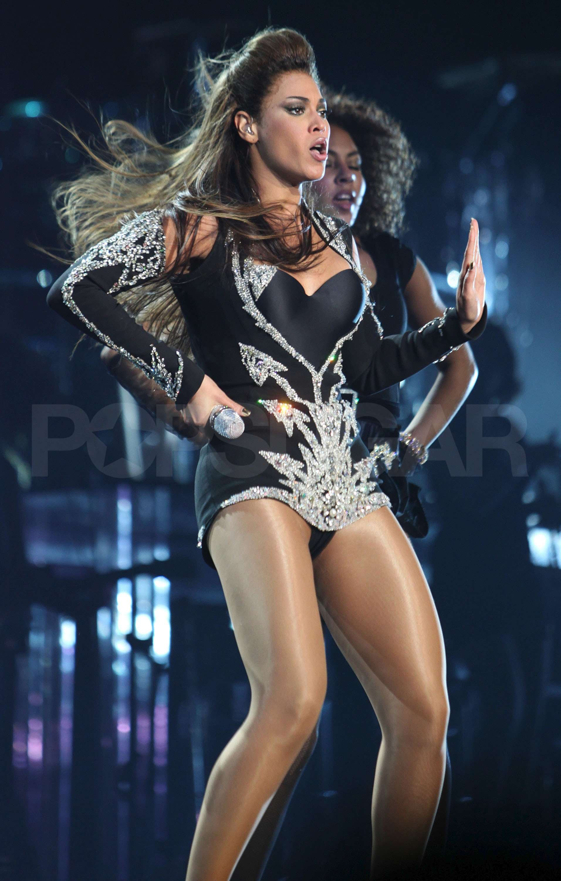 Photos of Beyonce Knowles on Tour in Vancouver | POPSUGAR ...
