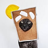 Iced Tea Cat Costume