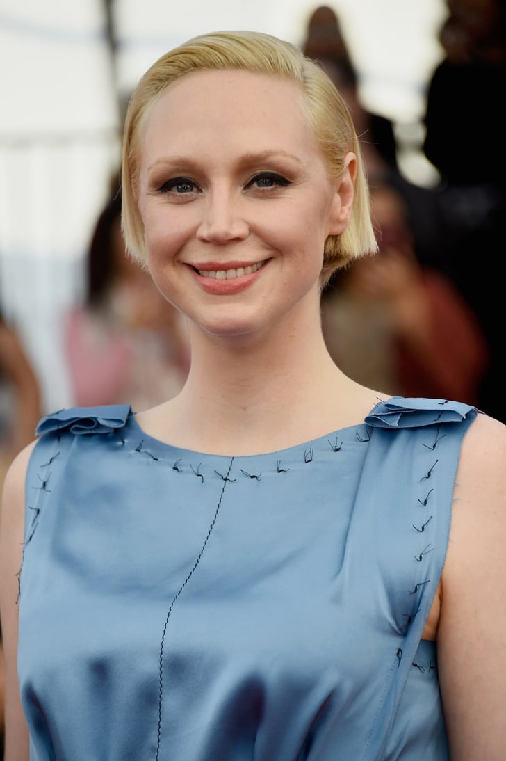 Gwendoline Christie Hair And Makeup At Sag Awards 2016