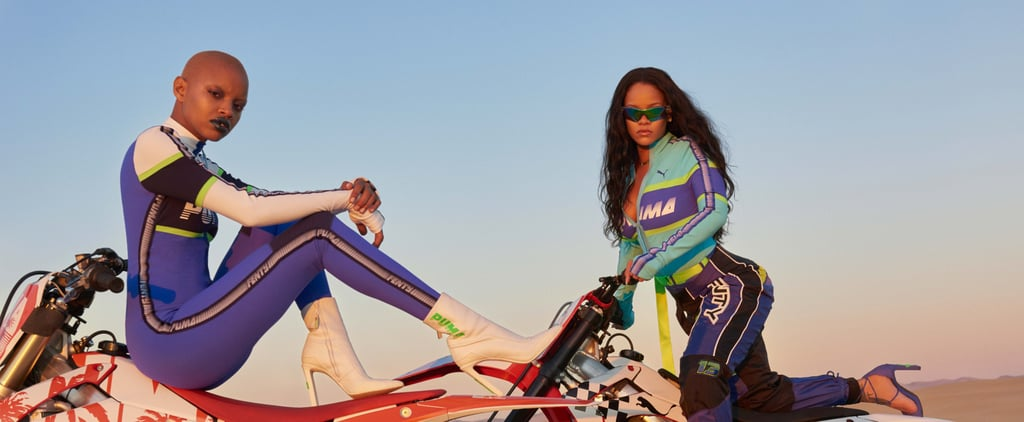 Rihanna's New Fenty x Puma Campaign Is Every Bit as Badass as She Is