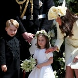 Our Wish Has Been Granted: George and Charlotte Are Expected to Be in Eugenie's Wedding!