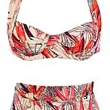Seilenna Swimwear Kea Tropical Day High Waist Bikini ($340)