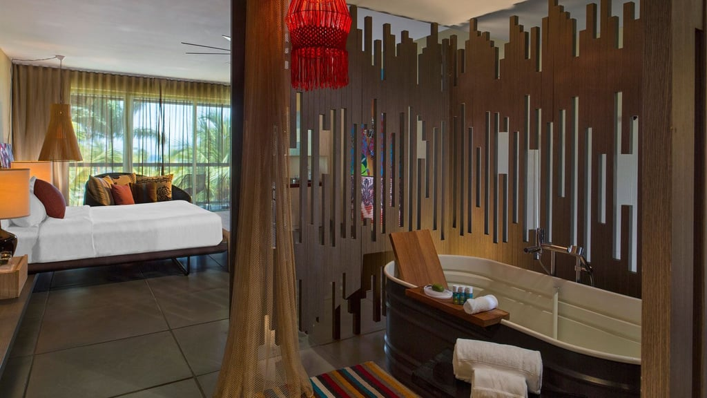 w vieques, puerto rico   best hotel bathtubs   popsugar home photo 22