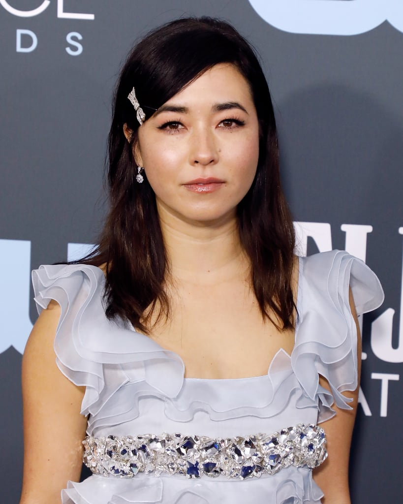 Maya Erskine at the 2020 Critics' Choice Awards