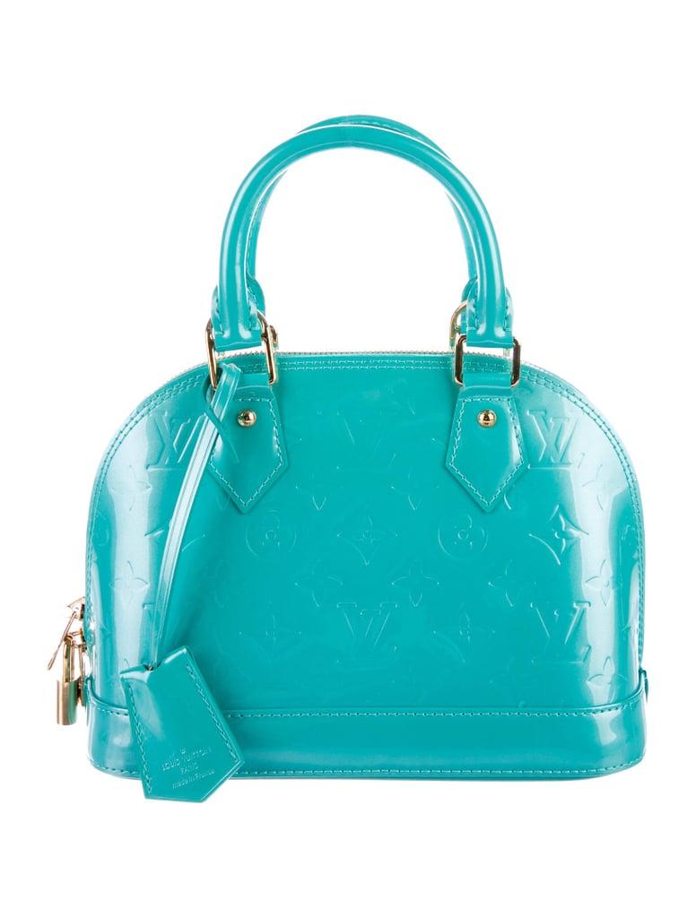 Blue's Bag in Teal