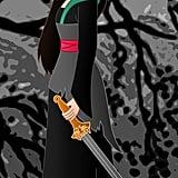 Evil Mulan