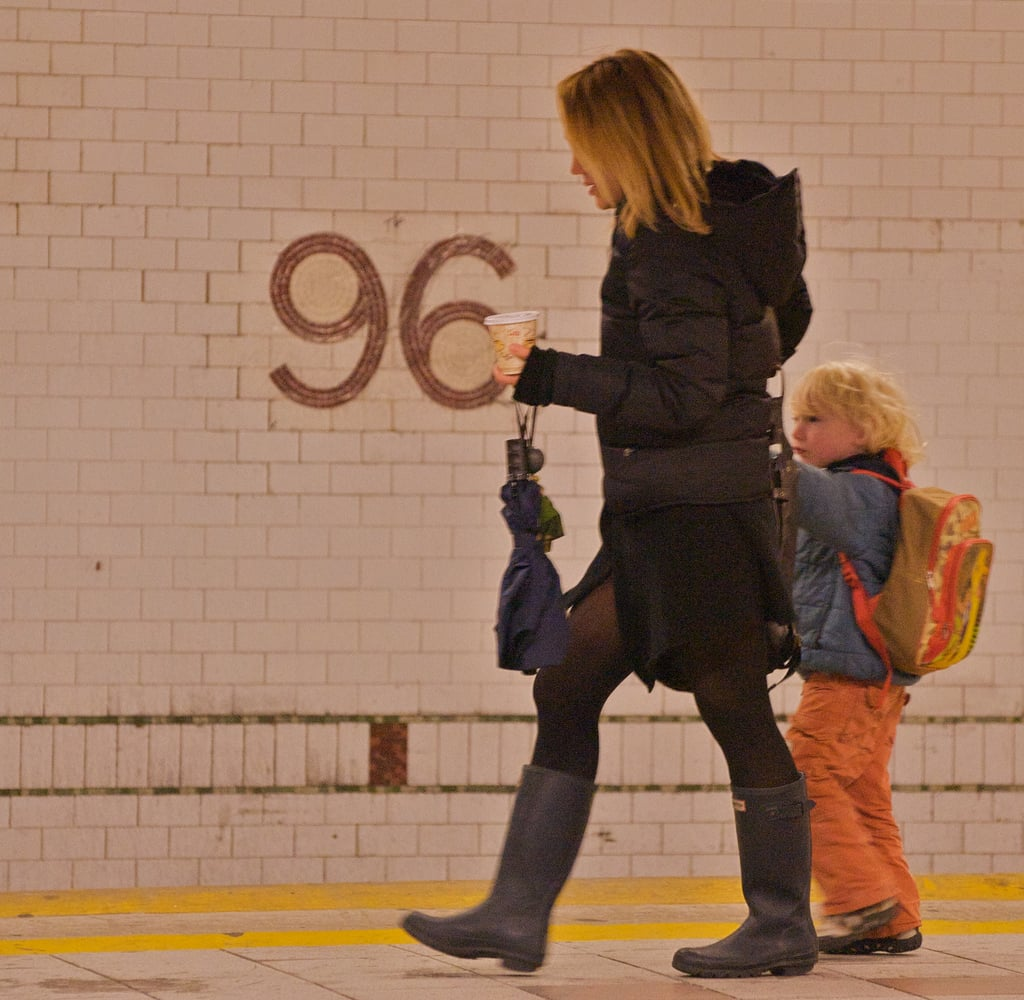 You'll learn to turn the daily commute into quality time with your kids.