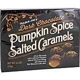 Pumpkin Spice Salted Caramels ($5)