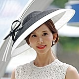 Lin Chi-ling at Royal Ascot
