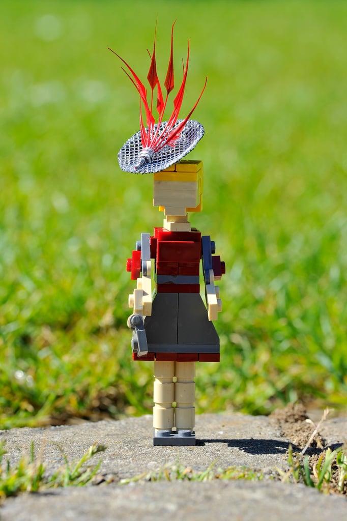 Lego Zara Phillips