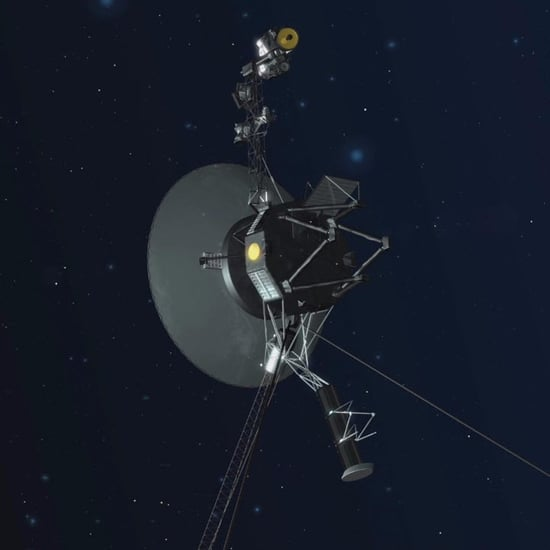NASA Voyager Anniversary Messages