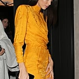 Kendall Jenner Leaving a Party in London in November 2018