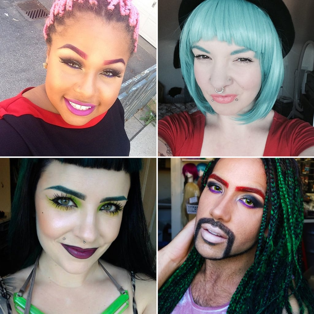 Proof That Everyone (Even You!) Can Pull Off the Rainbow Brows Trend