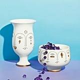 Jonathan Adler x H&M Short Porcelain Vase and Tall Porcelain Vase