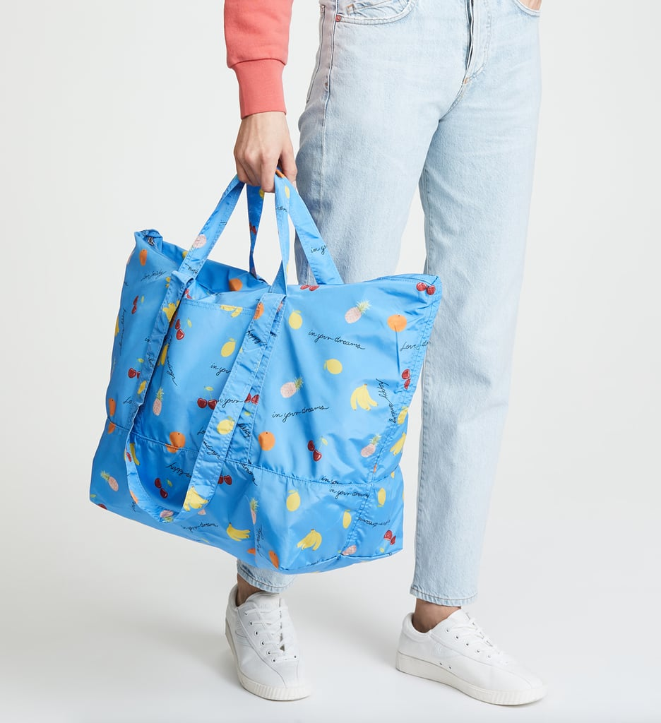Ganni Beach Tote Bag