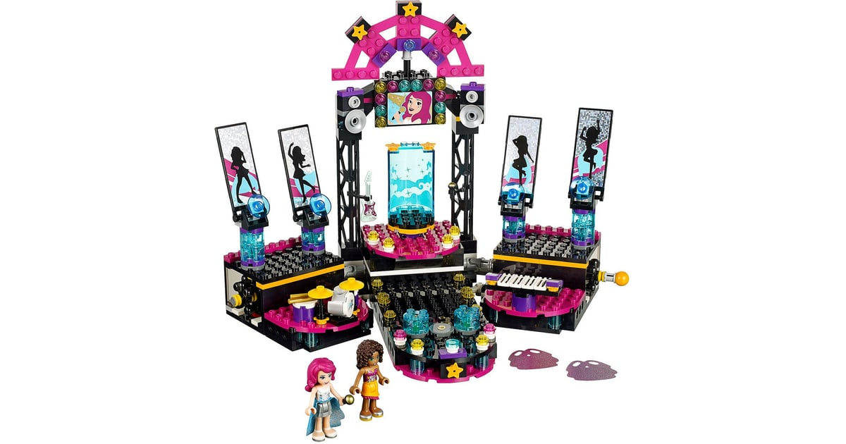Lego Friends Pop Star Show Stage Building Kit The Best