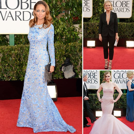 Get the Look: Our Favorite Golden Globe-Inspired Maternity Trends