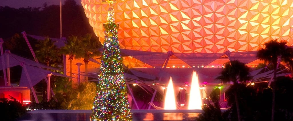 Disney Unveils a Whole New Slate of Holiday Celebrations at Epcot — Kinda
