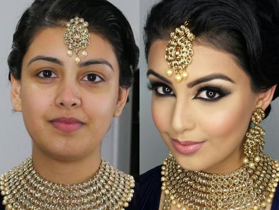 Indian Wedding Makeup YouTube Tutorial Inspiration