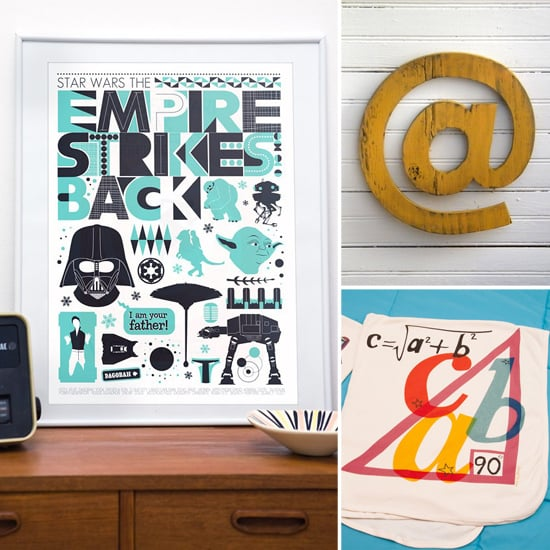Geeky Baby Nursery Finds and Decor Ideas