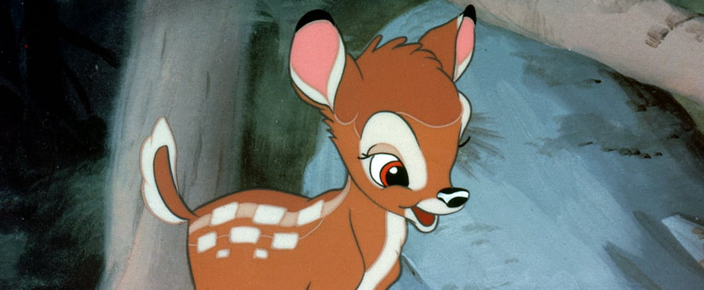 Bambi Is Getting Remade Into a Disney Live-Action Movie