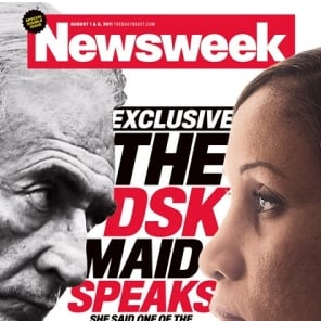 Newsweek Interview With DSK Maid Quotes