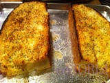 Tori Spelling's Garlic Bread Recipe
