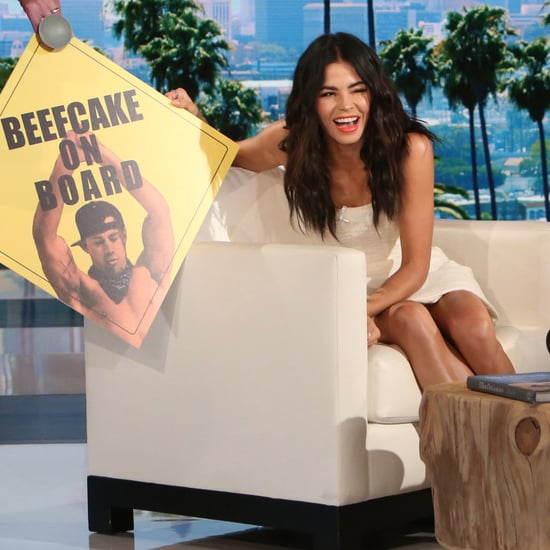 Jenna Dewan Tatum on Ellen DeGeneres April 2017