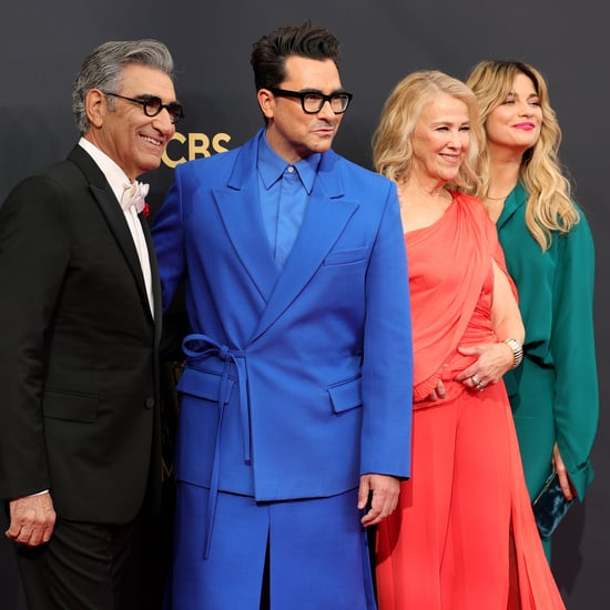 The Schitt's Creek Cast Had a Sweet Reunion at the Emmys