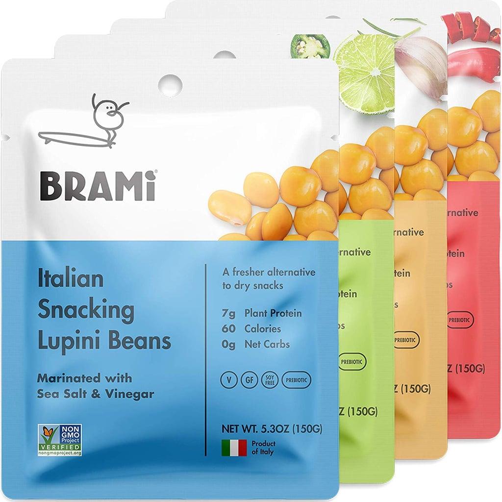 Brami Lupini Bean Snack Starter Pack