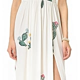 Wildfox Couture Cactus Flower Back Tie Dress ($167)