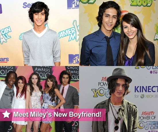 Är avan jogia dating Miley Cyrus