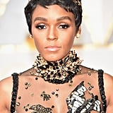 When Janelle Monáe Reminded Us of a Greek Goddess