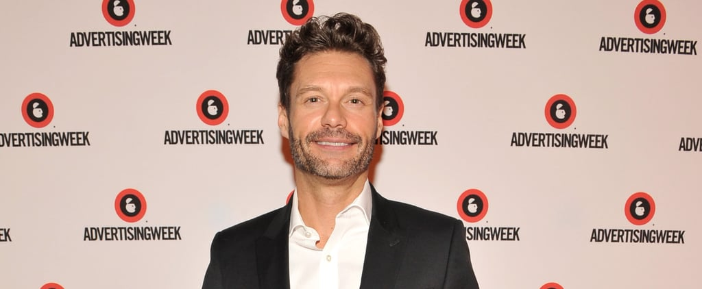 Ryan Seacrest Is Launching a Skin Care Line — Yes, Really