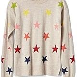 Gap Rainbow Star Sweater