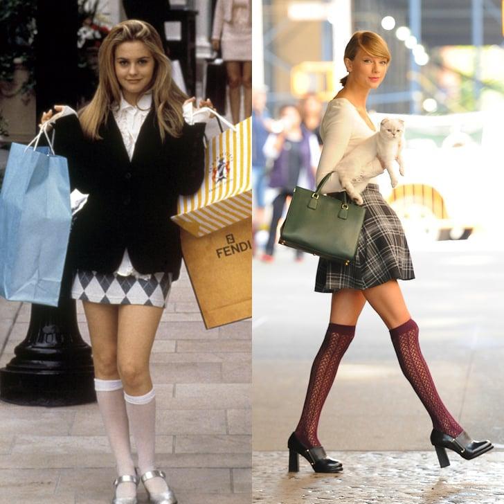 Teen Thigh Socks Skirt 21