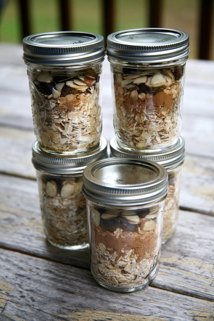 Prep Overnight Oat Packs