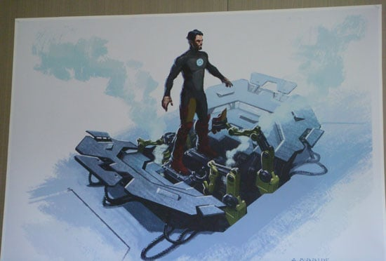Behind The Scenes At ILM, The Making of Iron Man