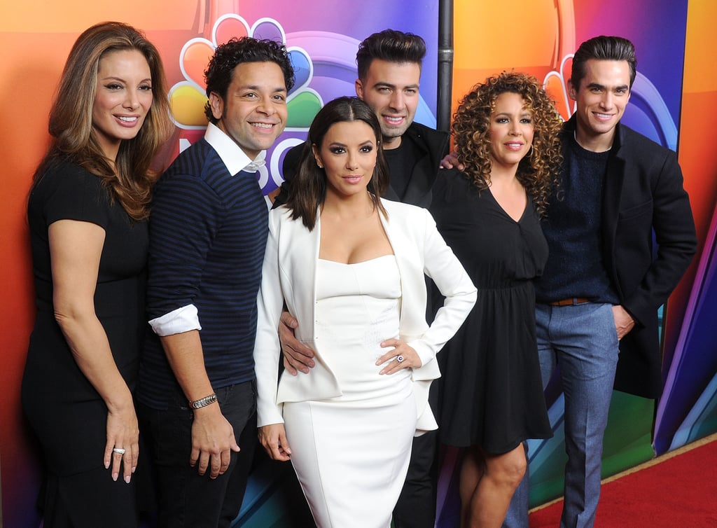 Eva Longoria and Her Costars Turned This Red Carpet Into a Telenovela Affair