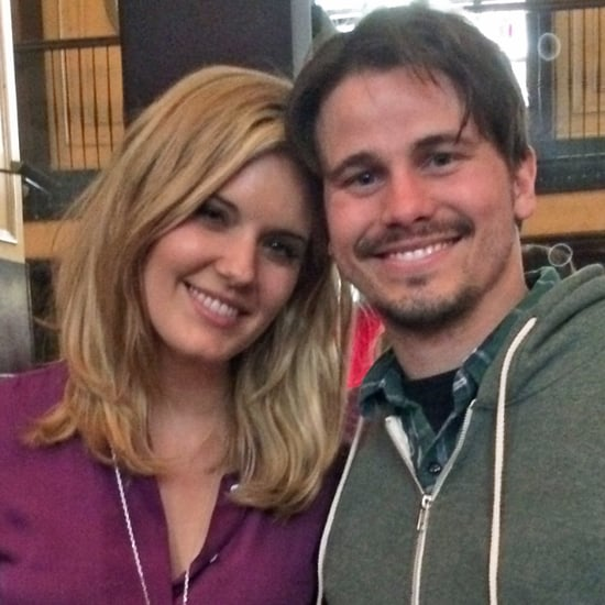 Maggie Grace and Jason Ritter Interview For About Alex
