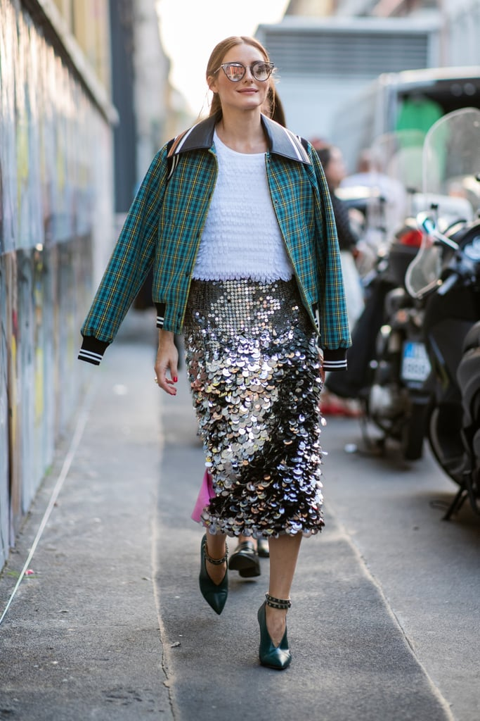Daytime Sequins: On The Street