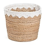 Large Natural Storage Bin ($20)