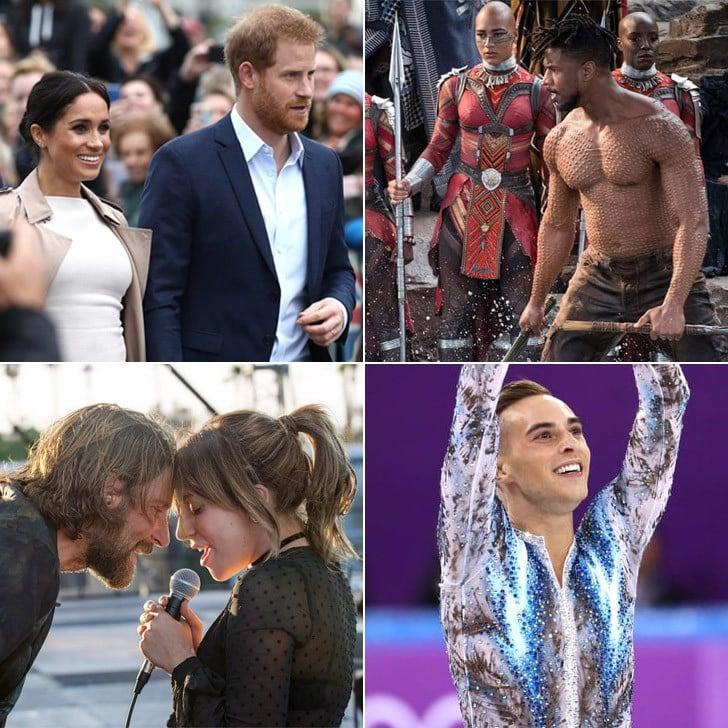 أضخم اللحظات التي راجت عام 2018