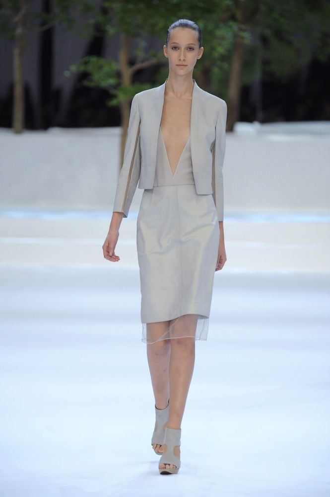 Paris Fashion Week: Akris Spring 2009